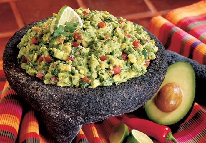 Receita de Guacamole Original