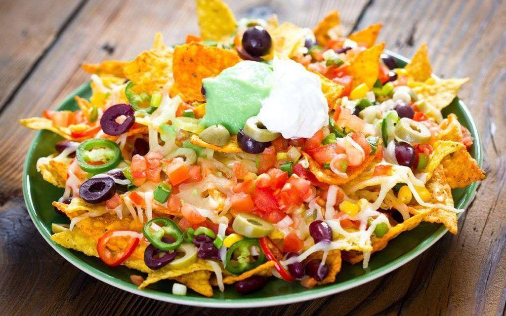 nachos-vinagrete