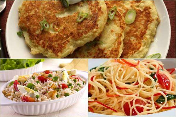 42 receitas faceis para almo o de comidas r pida for Mesas para negocio comidas rapidas