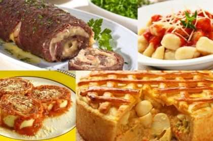 Almoço De Aniversário Simples E Barato Receitas De Comidas