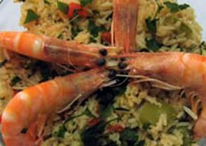 arroz-com-camarao